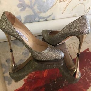 Jimmy Choo pumps preowned